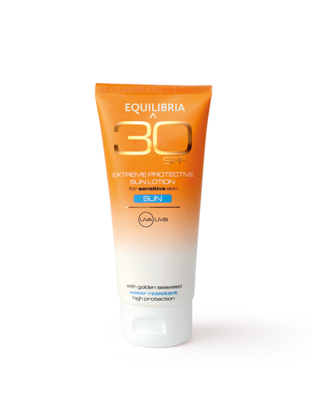 EQUILIBRIA Sun Lotion SPF30, 100ml