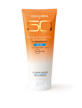 EQUILIBRIA Sun Lotion SPF50, 200ml