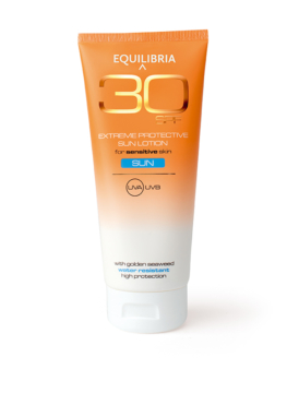 EQUILIBRIA Sun Lotion SPF30, 200ml